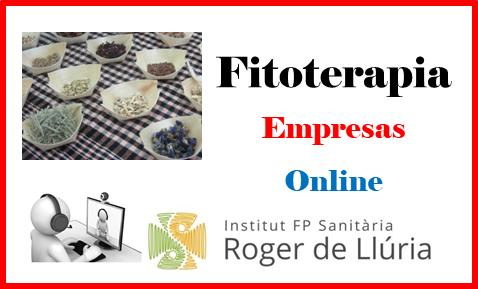 Fitoterapia Empresas - OnLine